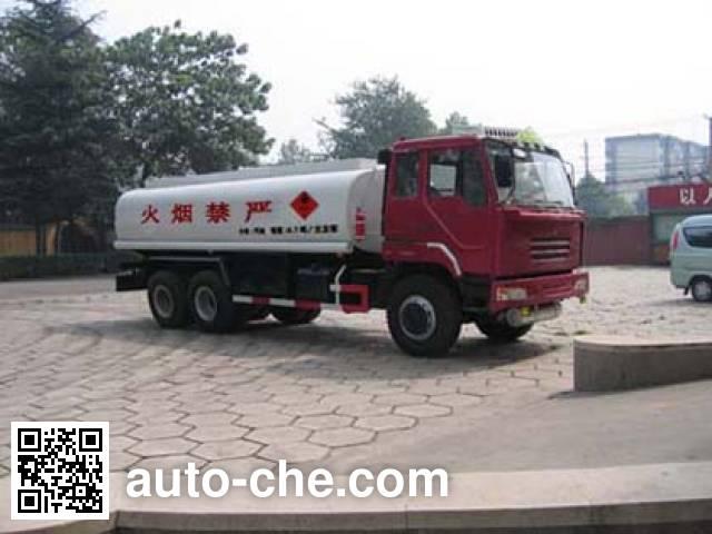 Changzheng CZ5255GJYSU455 fuel tank truck