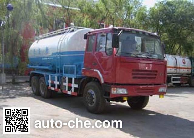 Changzheng CZ5255GXHSU455 pneumatic discharging bulk cement truck