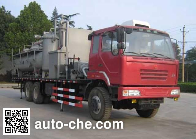 Changzheng CZ5255TJCSU555 well flushing truck