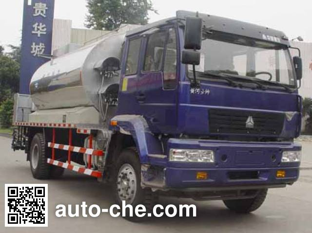 CCCC Taitan CZL5160GLS автогудронатор асфальторезинового дорожного покрытия