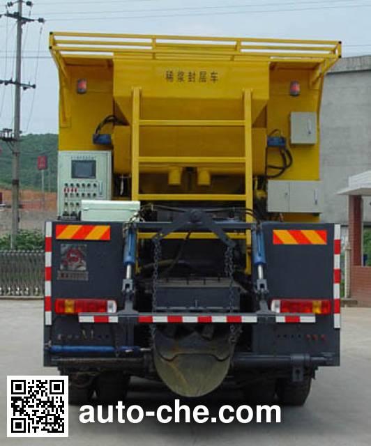 CCCC Taitan CZL5251TFCD машина для распределения гидроизоляционной битумной мастики сларри сил