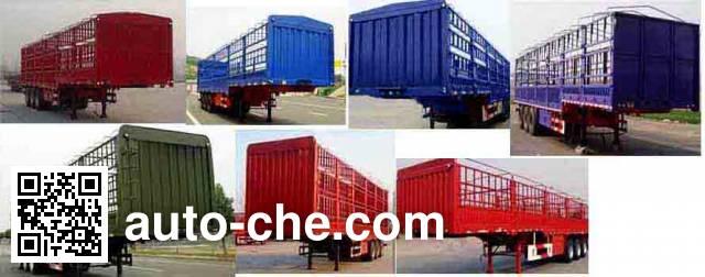 Xuanhu DAT9402CCY stake trailer
