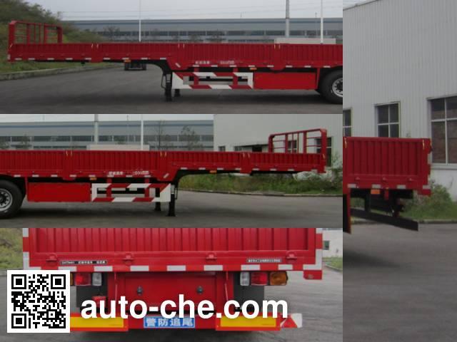 Xuanhu DAT9403 dropside trailer