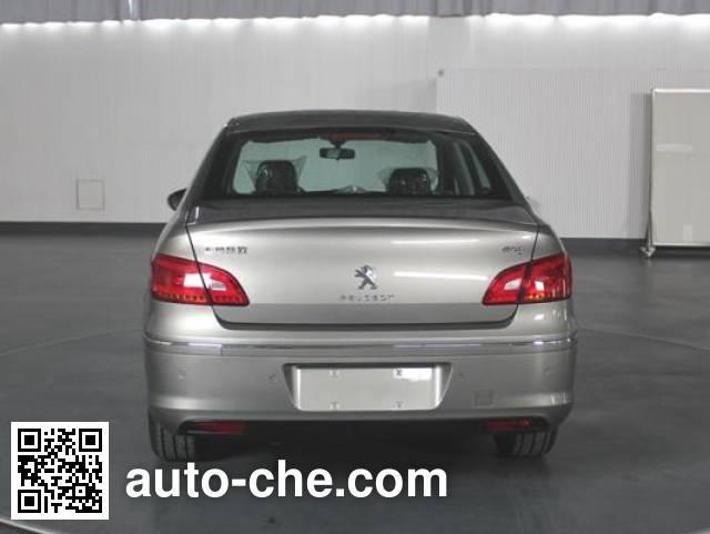 Dongfeng Peugeot DC7164RTCM dual-fuel car
