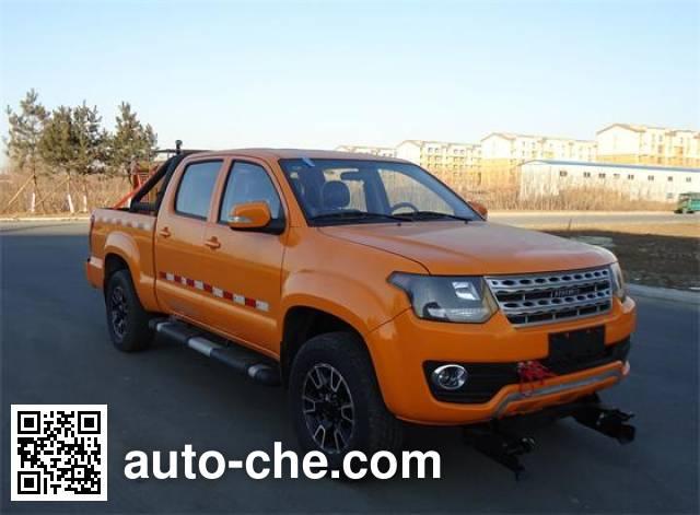 Huanghai DD5032TCX snow remover truck