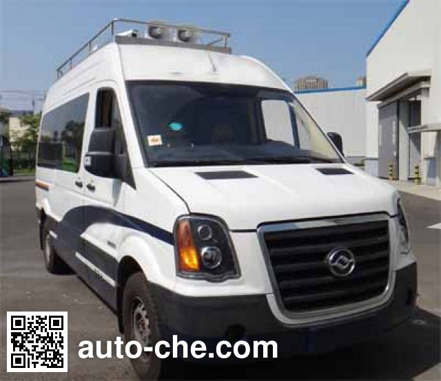 Huanghai DD5041XKCDM investigation team car