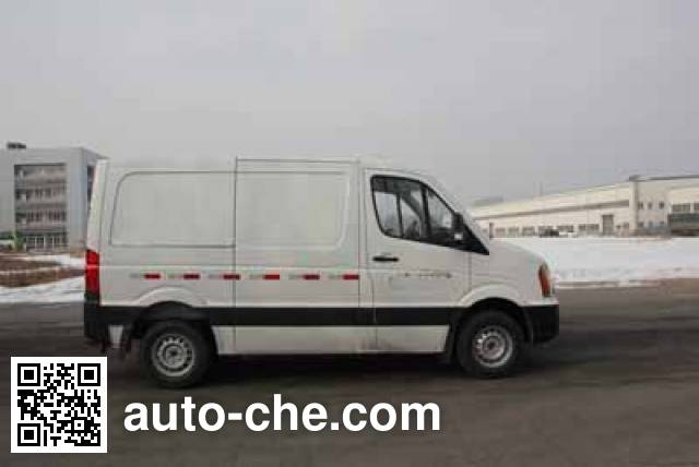 Huanghai DD5041XXYEV12L electric cargo van