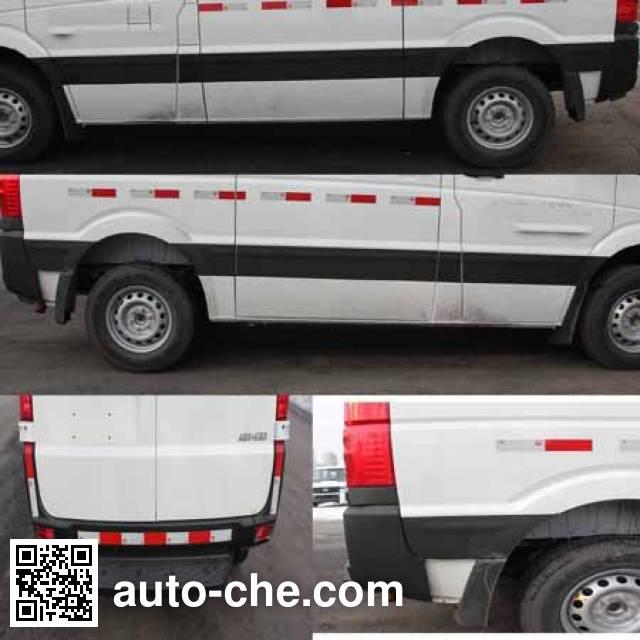 Huanghai DD5041XXYEV13L electric cargo van