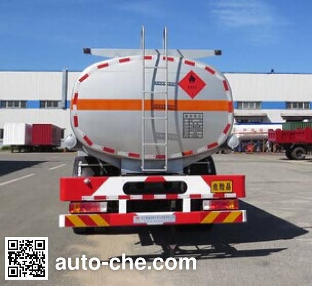 Huanghai DD5252GJY fuel tank truck