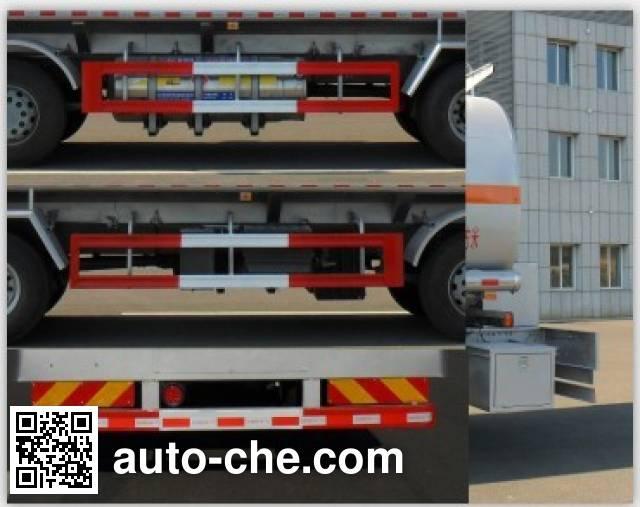 Huanghai DD5312GRY flammable liquid tank truck