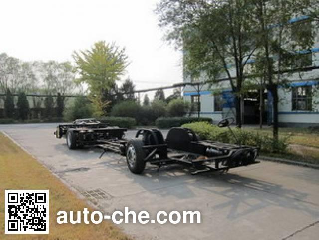 Huanghai DD6129CHEV5N hybrid bus chassis