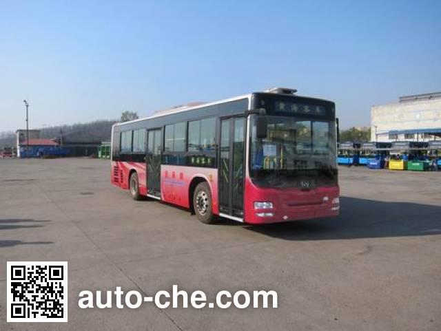 黄海牌DD6109CHEV1N混合动力城市客车