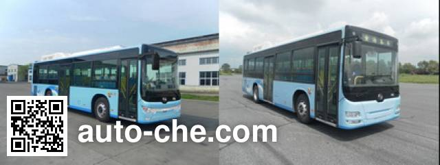 Huanghai DD6109CHEV6 hybrid city bus