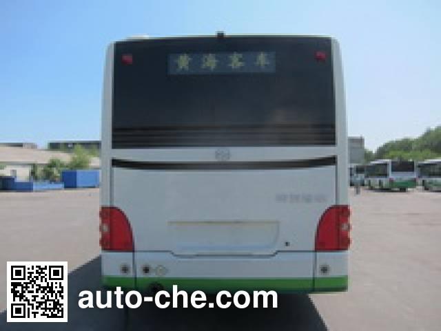 Huanghai DD6109CHEV6N hybrid city bus