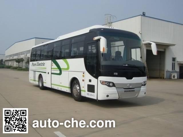 Huanghai DD6109EVC01 electric bus