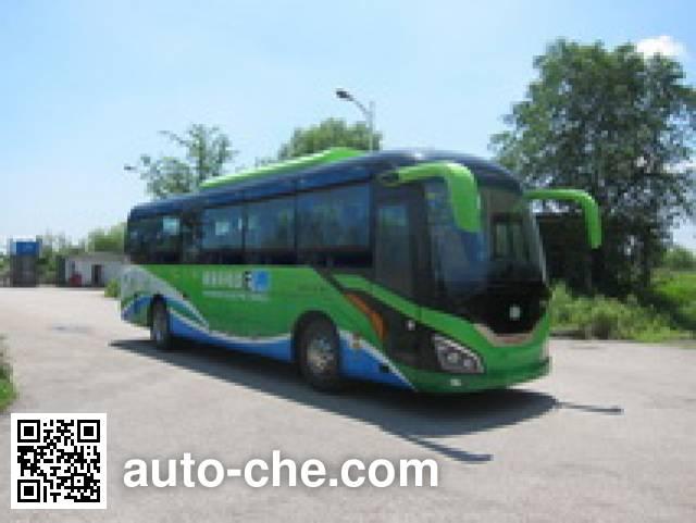 黄海牌DD6110KEV2纯电动客车