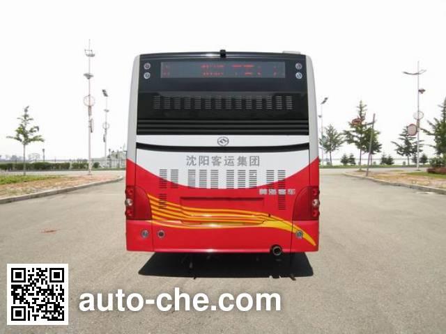 黄海牌DD6118B22城市客车