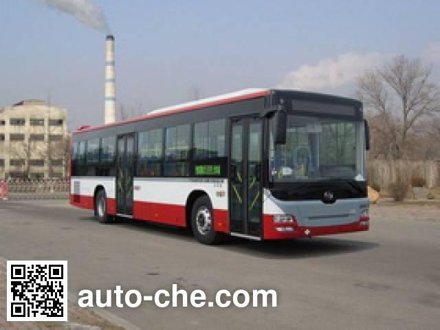 黄海牌DD6129B33N城市客车