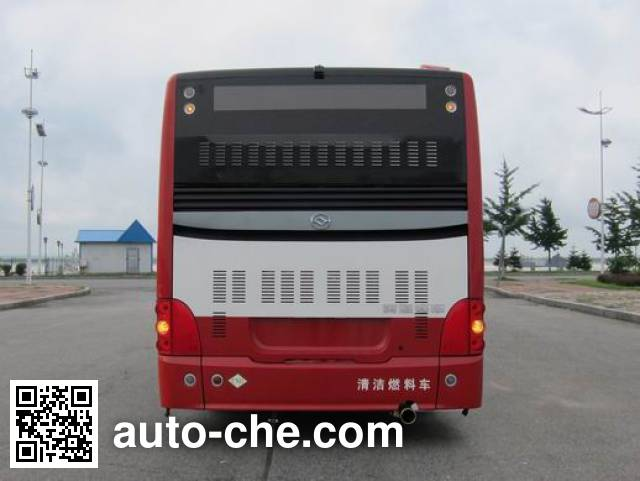 Huanghai DD6129B50N city bus