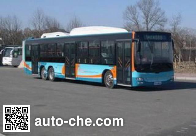 黄海牌DD6141B02N城市客车