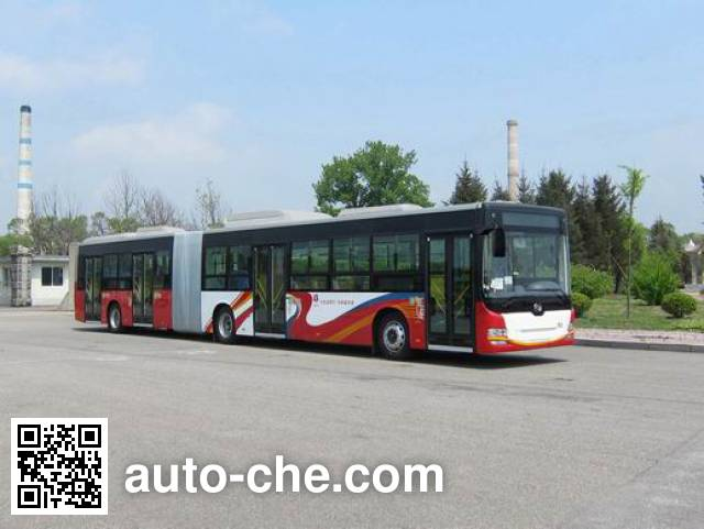 Huanghai DD6181B01N city bus
