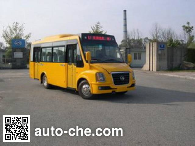 Huanghai DD6720B01FN city bus