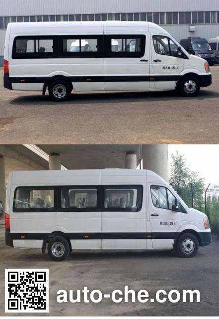Huanghai DD6731AHL универсальный автомобиль