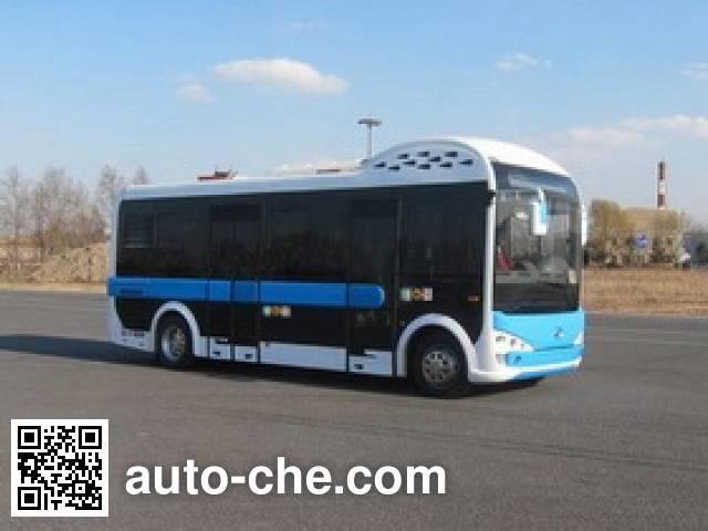 黄海牌DD6762B01N城市客车