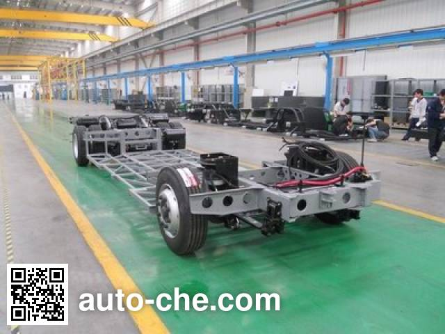Huanghai DD6801DEV12 electric bus chassis