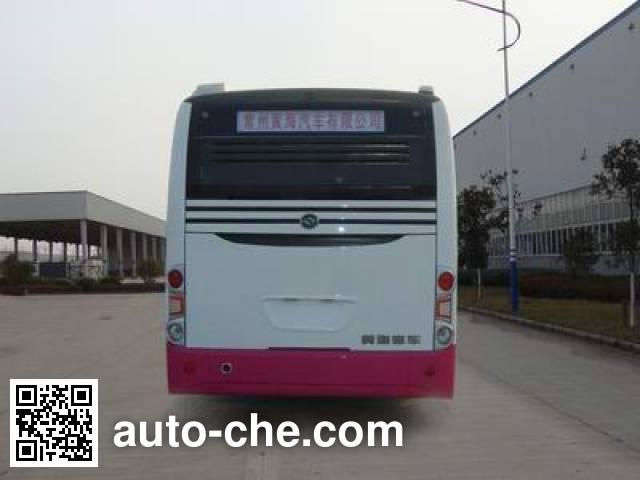 黄海牌DD6950G01N城市客车