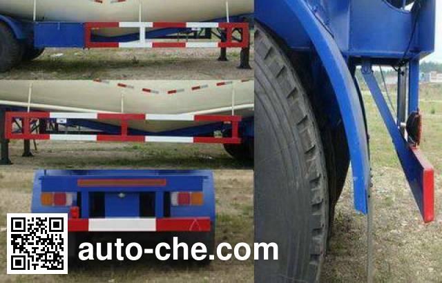 Huanghai DD9400GFL low-density bulk powder transport trailer