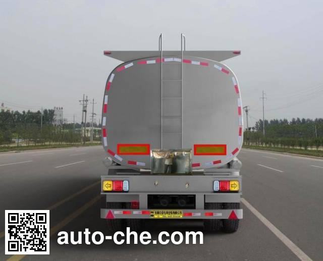 Qilu Zhongya DEZ9401GYS liquid food transport tank trailer