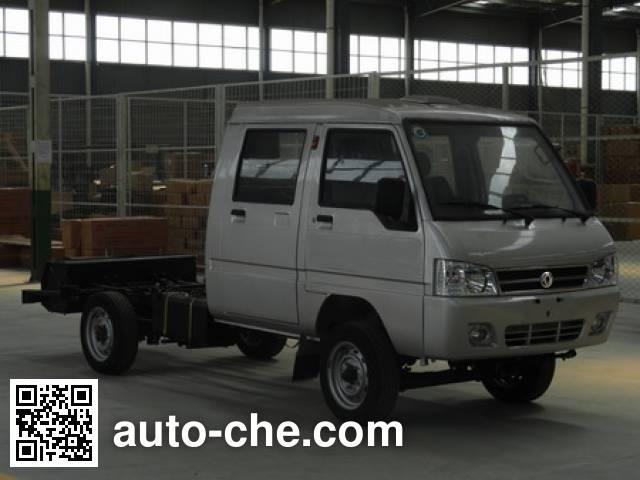 Dongfeng DFA1030DJ40QDB-KM dual-fuel light truck chassis