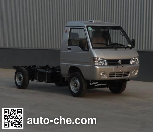 Dongfeng DFA1030SJ40QDB-KM dual-fuel light truck chassis