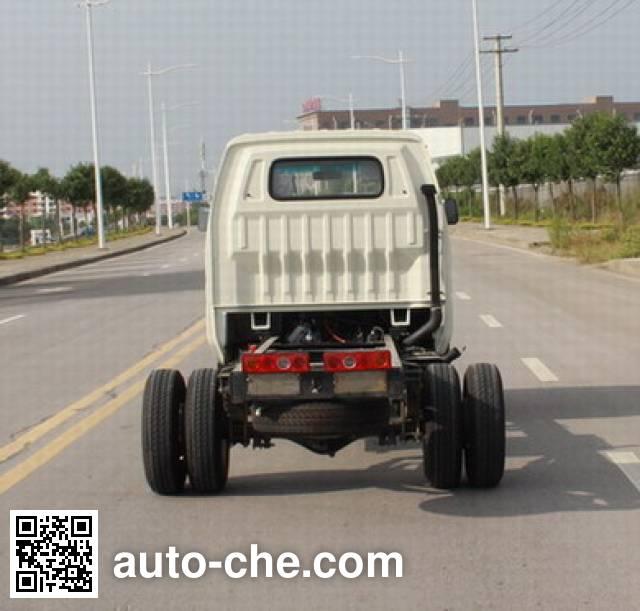 Junfeng DFA1030SJ50Q6 light truck chassis