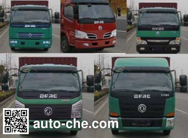 Dongfeng DFA2043XXYTAC cross-country box van truck