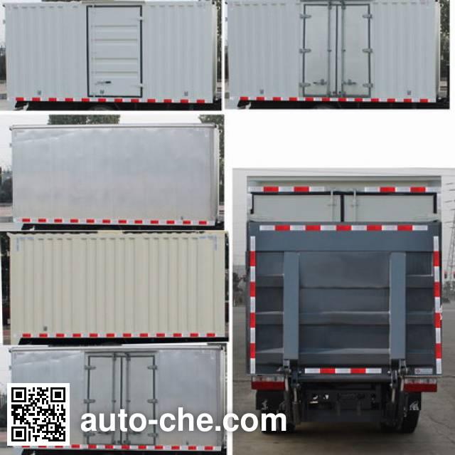 Dongfeng DFA2043XXYTAC cross-country box van truck