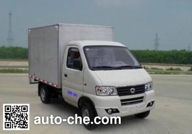 俊风牌DFA5020XXYF12QA厢式运输车
