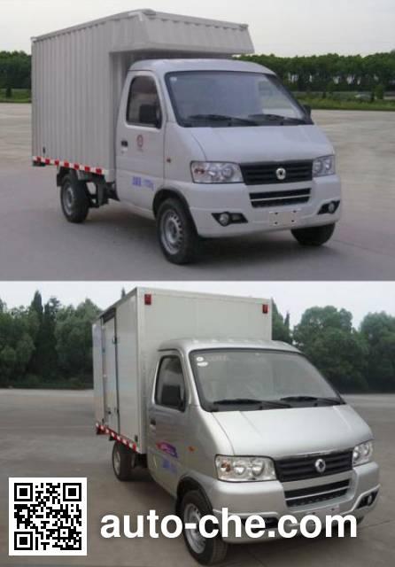 俊风牌DFA5020XXYF14QC厢式运输车