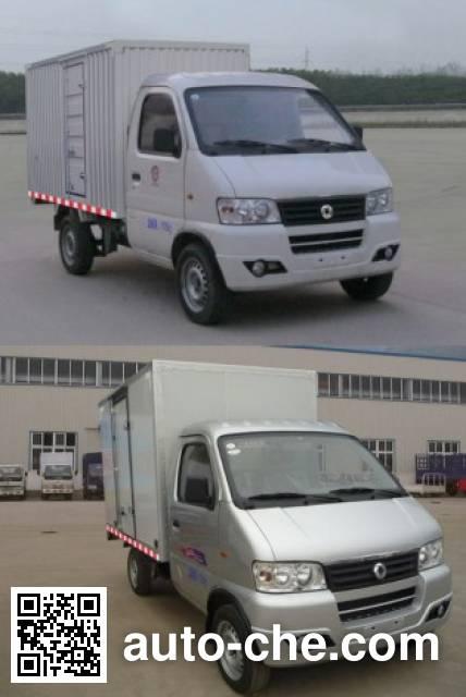 俊风牌DFA5025XXYF12QF厢式运输车