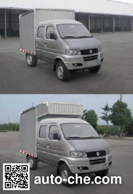 俊风牌DFA5025XXYH12QA厢式运输车