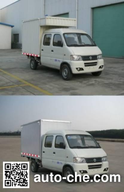 俊风牌DFA5025XXYH12QF厢式运输车