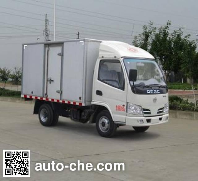 Dongfeng DFA5030XXY30D3AC-KM box van truck