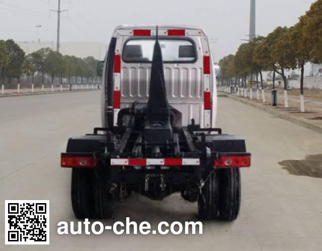 Dongfeng DFA5030ZXX-KM detachable body garbage truck