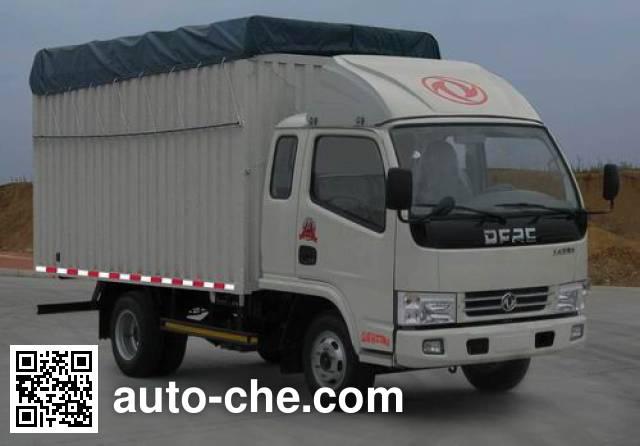 Dongfeng DFA5040CPYL30D3AC soft top box van truck
