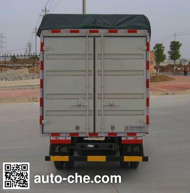 Dongfeng DFA5040CPYL31D4AC soft top box van truck