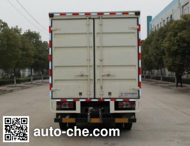 Dongfeng DFA5040XXY43QDAC box van truck