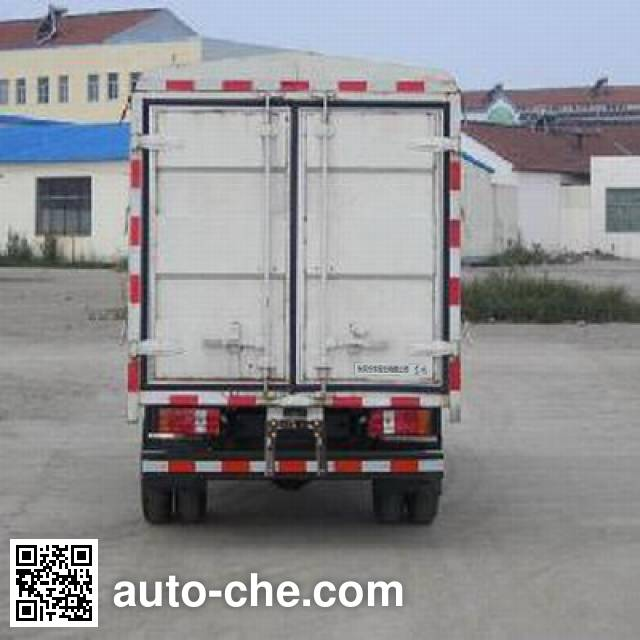 Dongfeng DFA5041CCY30D3AC-KM stake truck