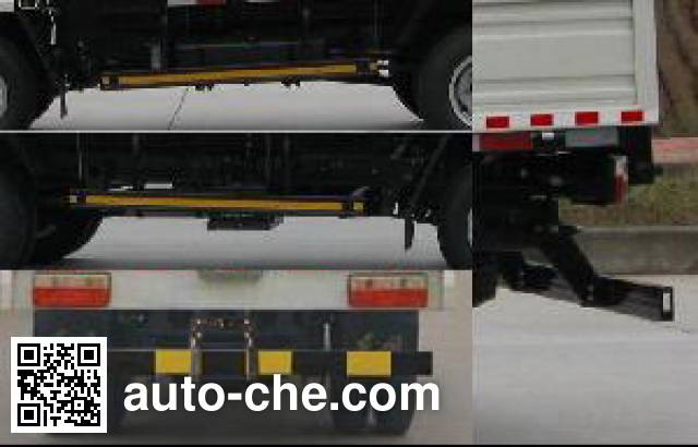 Dongfeng DFA5041CCY31D4AC stake truck