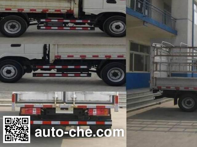 Dongfeng DFA5041CCYL30D3AC-KM stake truck
